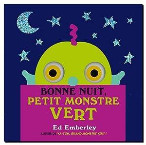 vignette de 'Bonne nuit, petit monstre vert (Ed Emberley)'