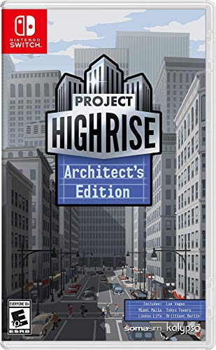 Project Highrise: Architects Edition - Nintendo Switch