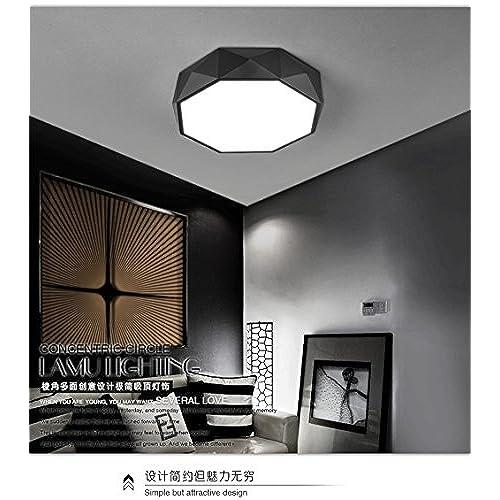 Et Lampe Simples Modernes Angeelee Chambres Led Lights De Plafond QCsrdth