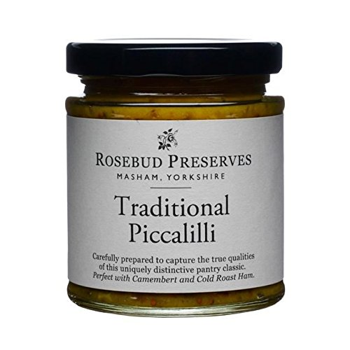 Rosebud Preserves Traditional Piccalilli - 198g (0.44lbs)