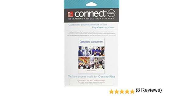 Connect 1 semester access card for operations management william j connect 1 semester access card for operations management william j stevenson 9780077640354 amazon books fandeluxe Image collections