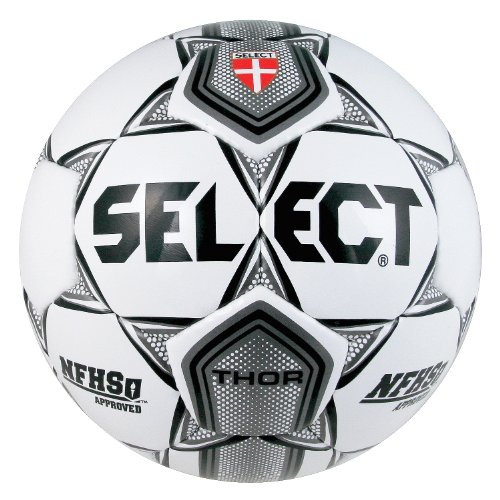 Select Sport America Thor Soccer Ball, 4 (Select Soccer Ball Brilliant)