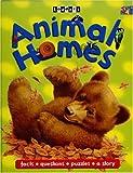 Animal Homes, Angela Wilkes and Sally Hewitt, 1587286009