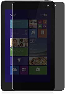Puccy Privacy Screen Protector Film, Compatible with Dell Venue 8 Pro 3845 8