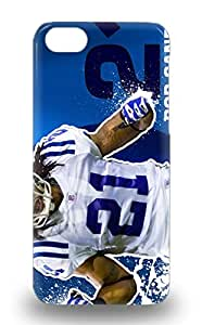 Hot New NFL Indianapolis Colts Bob Sanders #21 3D PC Case Cover For Iphone 5c With Perfect Design ( Custom Picture iPhone 6, iPhone 6 PLUS, iPhone 5, iPhone 5S, iPhone 5C, iPhone 4, iPhone 4S,Galaxy S6,Galaxy S5,Galaxy S4,Galaxy S3,Note 3,iPad Mini-Mini 2,iPad Air )