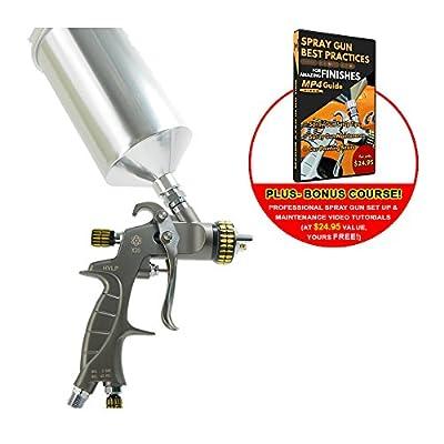 ATOM X20 Professional Spray Gun - HVLP Solvent/Waterborne