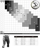 Defender Men's Compression Baselayer Capri Shorts
