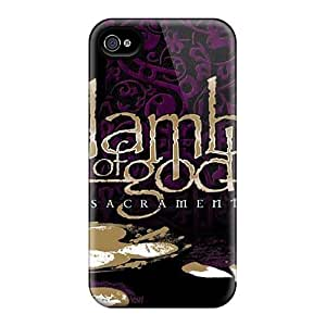 AlissaDubois iphone 5 5s Excellent Hard Cell-phone Cases Support Personal Customs Nice Lamb Of God Image [yiB1078HrPs]