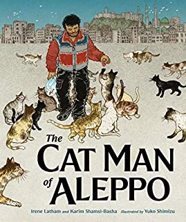 Book Cover: The Cat Man of Aleppo