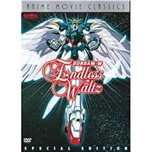 Gundam Wing - Endless Waltz (Anime Movie Classics)