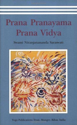 Prana Pranayama Prana Vidya pdf