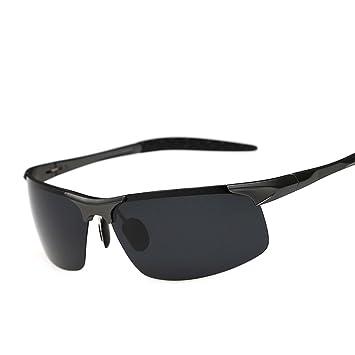 obosoe HD Tac de conducción gafas de sol gafas de sol polarizadas UV 400 Marco de