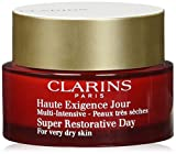 Clarins Super Restorative Day Cream for Very Dry Skin, 1.7 Ounce Review