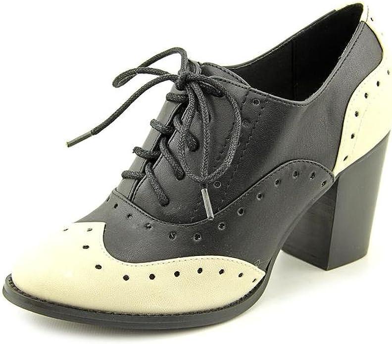 Restricted Traffic Mujer Piel Mocasines Zapatos Talla: Amazon.es ...