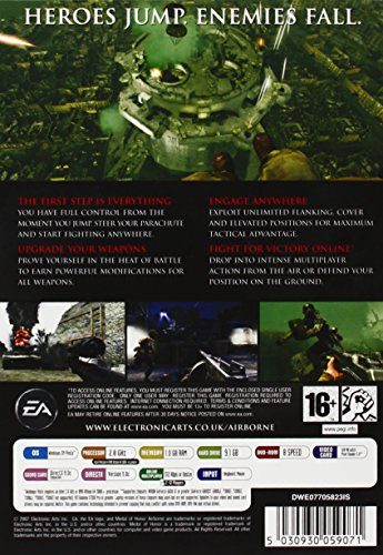 MEDAL OF HONOR AIRBORNE (DVD-ROM) [Windows XP]