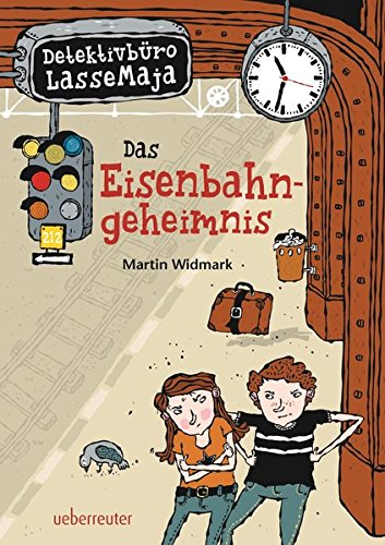 Das Eisenbahngeheimnis: Detektivbüro LasseMaja Bd. 14