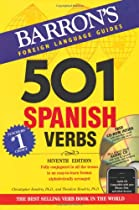 [BOOK] 501 Spanish Verbs with CD-ROM and Audio CD (501 Verb Series) [R.A.R]