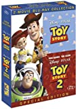 Toy Story 1+2 [SE] [2 BRs] [Blu-ray] [Import allemand]