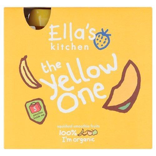 Ella's Kitchen - Smoothies - The Yellow One - 5x90g by Ella's Kitchen (Image #5)
