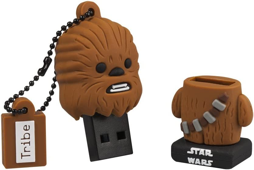 Llave USB 16 GB Chewbacca TLJ - Memoria Flash Drive 2.0 Original ...