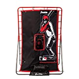 Franklin Sports Pitch Back Rebounder and Switch