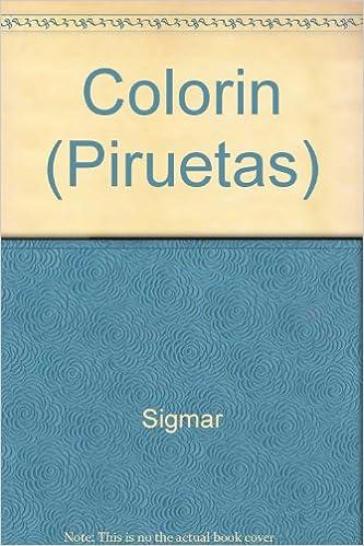 Los mejores libros electrónicos gratis Colorin/colors (Piruetas) PDF 9501115984