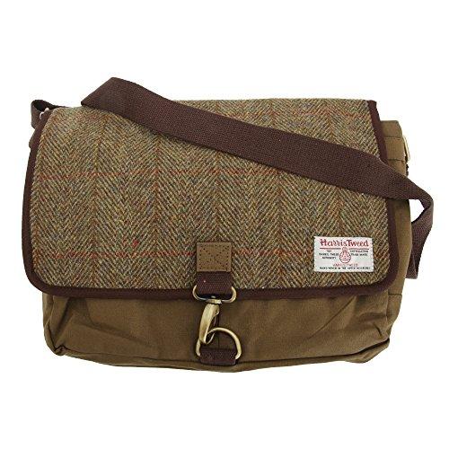 Bag Harris Premium Authentic Herringbone Mens Strap Shoulder Tweed Despatch UrRUqTx