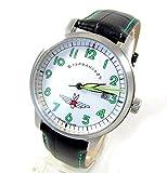 Poljot Shturmanskie Gagarin mens wrist watch RARE watch