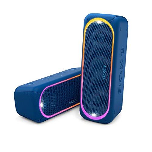 51tp%2BhlcwTL - Sony SRSXB30/BLUE Portable Wireless Speaker with Bluetooth, Blue