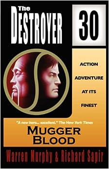 Mugger Blood (the Destroyer 30)