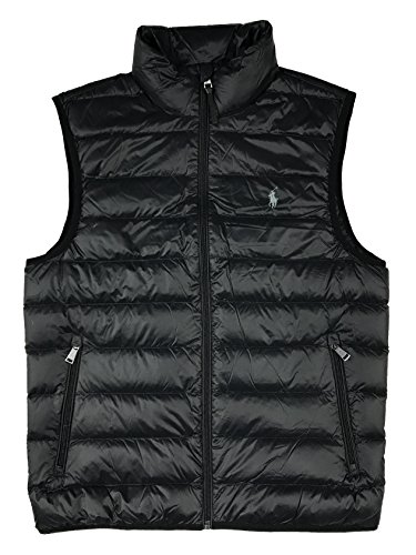Polo Ralph Lauren Men's Down Filled Packable Puffer Vest - L - Polo - Ralph Vest Lauren Polo
