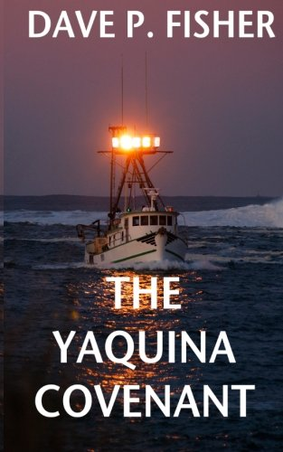 book cover of The Yaquina Covenant