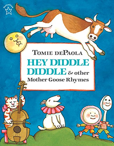 Hey Diddle Diddle Nursery Rhyme - Hey Diddle Diddle & Other Mother Goose Rhymes