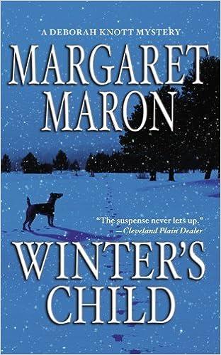 Book Winter's Child by Maron, Margaret (August 1, 2007) Mass Market