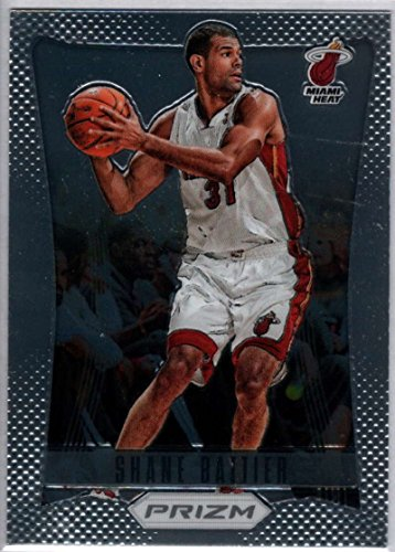 2012-13 Panini Prizm #93 Shane Battier Heat NBA Basketball Card NM-MT