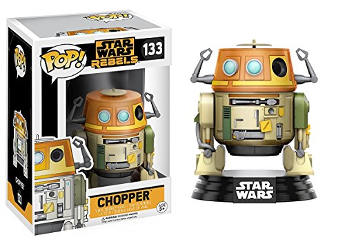 [Funko Star Wars Rebels Chopper Pop! Figure] (Star Wars Chopper)
