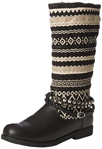 Joe Aztec Femme Bottines Funky Browns RqrzFRx6