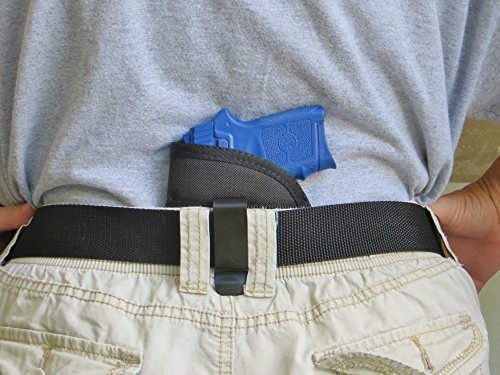 Federal Sob Concealment Holster for S&W Bodyguard 380 with or Without Laser