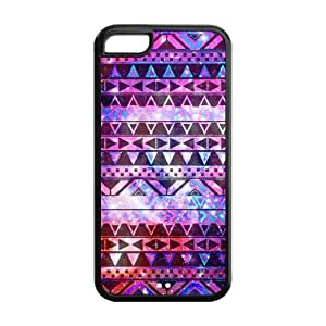 First Design Custom Unique Floral Tribal Andes Aztec Printed Best Durable Silicone and Plastic Iphone 5C Case hjbrhga1544