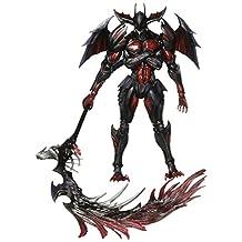 Square Enix Monster Hunter 4: Diablos Armor (Rage Version) Ultimate Play Arts Kai Figure