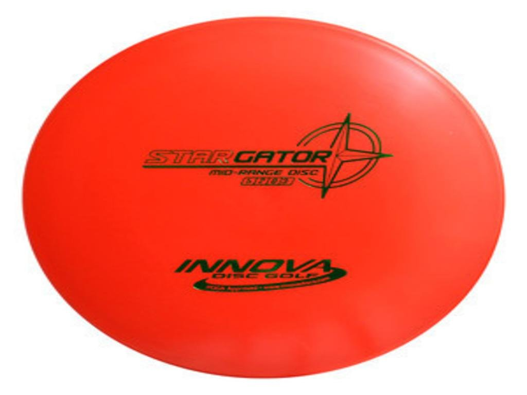 Innova Disc Golf Star Line Gator Golf Disc, 165-169gm (Colors may vary)