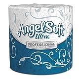 Georgia Pacific Professional Ultra Two-Ply Premium Bathroom Tissue, White, 60 Rolls/Carton