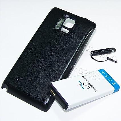 Amazon.com: [Galaxy NOTE 4 batería extendida] deportivos ...