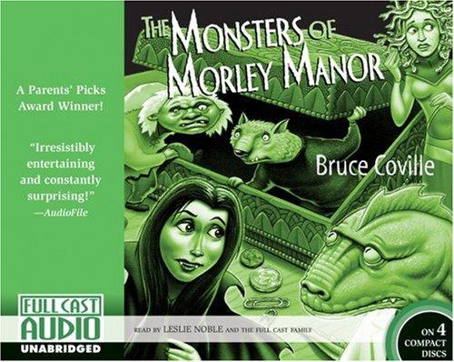 Monsters of Morley Manor