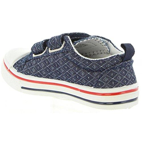 LOIS JEANS Sneaker für Junge und Mädchen 60024 66 Indigo