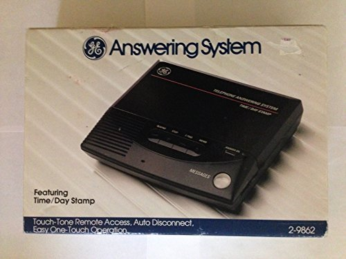 Ge Answering Systems - 3