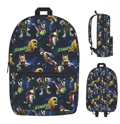Star Fox Zero Sublimated Backpack