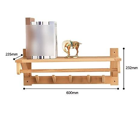 Amazon.com: GT.S Wall-Mounted Coat Rack Bedroom Living Room ...
