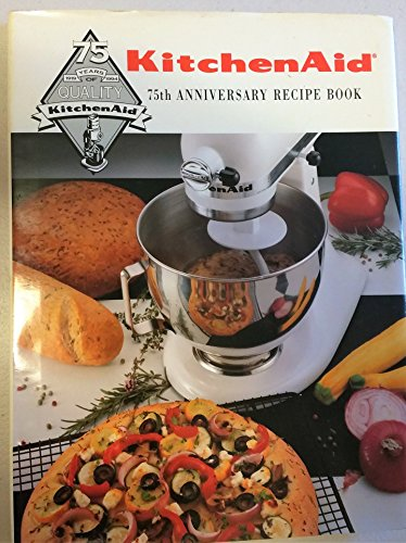 KitchenAid 75th Anniversary Recipe Book