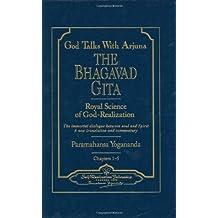 God Talks with Arjuna: The Bhagavad Gita (Self-Realization Fellowship) 2 Volume Set by Paramahansa Yogananda (1995-09-15)